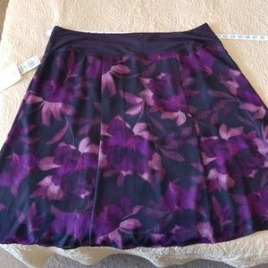 Charter Club Woman Lined Skirt